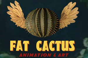 Fat Cactus – Mike Johnson Portfolio Site